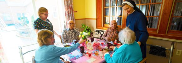Assisted Living in St. Joseph