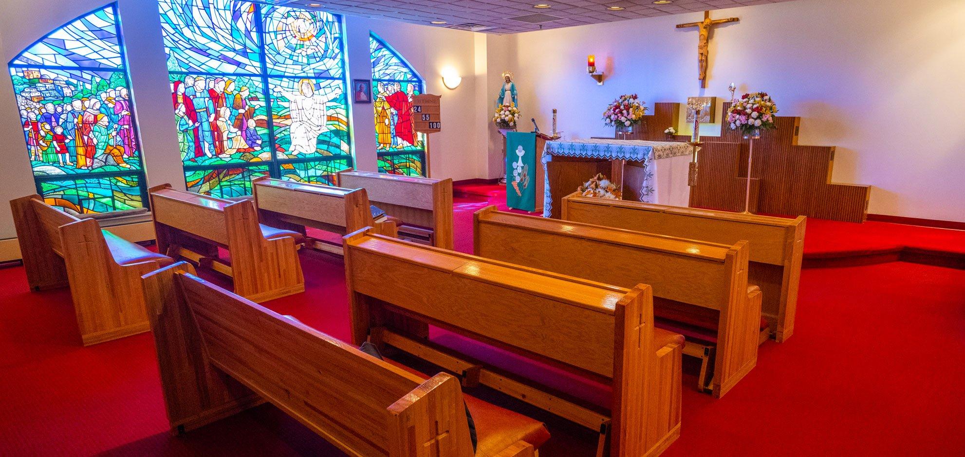 St. Joseph's Home chapel