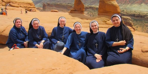 Sisters of the St. Josephs's Senior House in the Grand Canyon