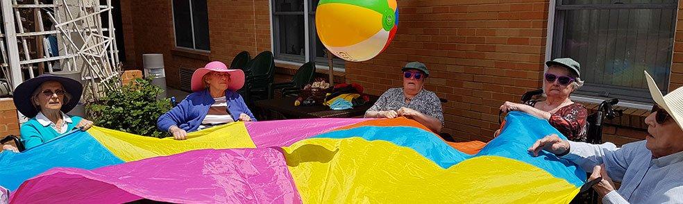 elderly activities