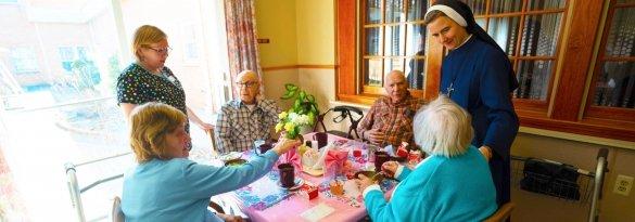Assisted-Living at St. joseph's Senior House