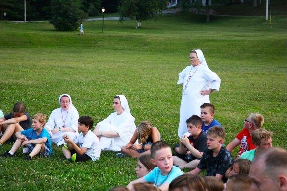 St. Joseph's sisters event